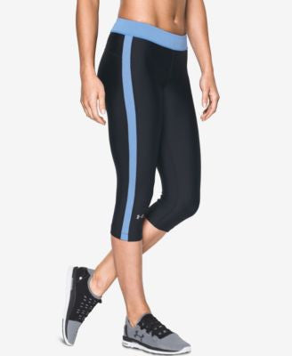 Under Armour HeatGear Sport Capri Leggings