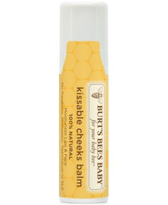 Burt's Bees Baby Bee Kissable Cheeks Balm, 0.25 oz