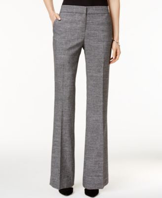 Nine West Tweed Dress Pants