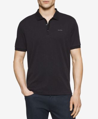 Calvin Klein Men's Hartman Stripe Polo