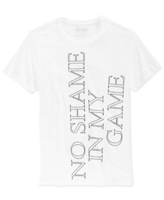 GUESS Men's No Shame Graphic-Print T-Shirt