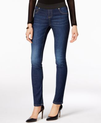 INC International Concepts Petite Sunday Wash Jeggings, Only at Vogily
