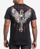 Affliction Men's Repost Graphic-Print T-Shirt