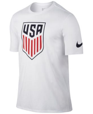 Nike Men's USA Crest Graphic T-Shirt