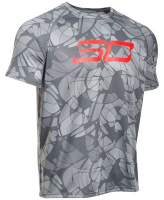 Under Armour Men's UA Tech Steph Curry T-Shirt