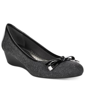 Karen Scott Pippa Casual Wedge Pumps, Only at Vogily