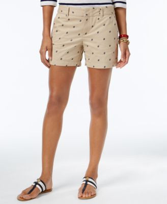 Tommy Hilfiger Hollywood Embroidered Shorts