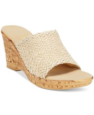 Onex Bianca-2 Platform Wedge Sandals