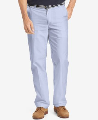 IZOD Men's Big and Tall Oxford Pants