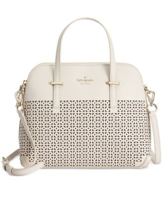 kate spade new york Cedar Street Perforated Maise Satchel