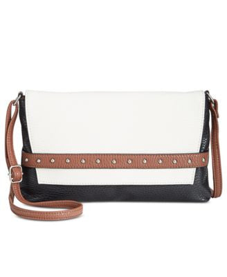 Style & Co. Shaunee Flap Crossbody, Only at Vogily