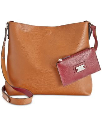 Style & Co. Clean Cut Reversible Crossbody, Only at Vogily