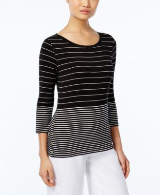 Calvin Klein Striped Top
