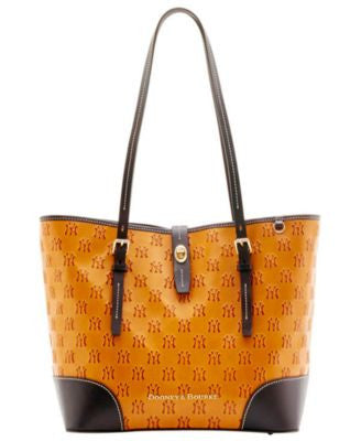 Dooney & Bourke New York Yankees Leather Tote