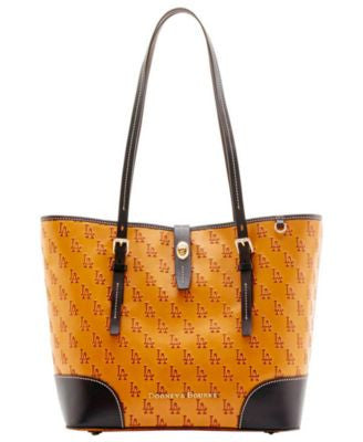 Dooney & Bourke Los Angeles Dodgers Leather Tote