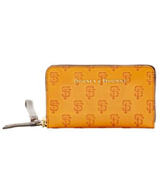 Dooney & Bourke San Francisco Giants Leather Wristlet