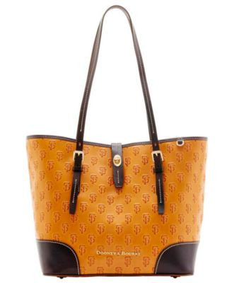 Dooney & Bourke San Francisco Giants Leather Tote