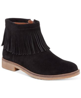 Lucky Brand Women's Galley Fringe Booties