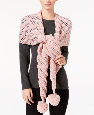 Betsey Johnson Wrap it Up Scarf
