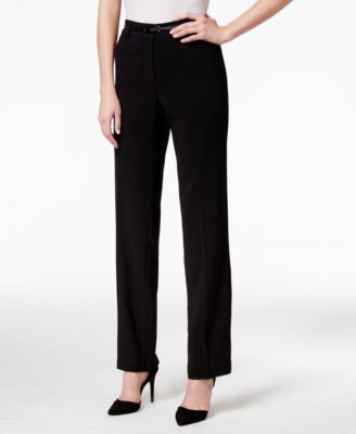 Style & Co. Slim-Fit Straight-Leg Pants, Only at Vogily