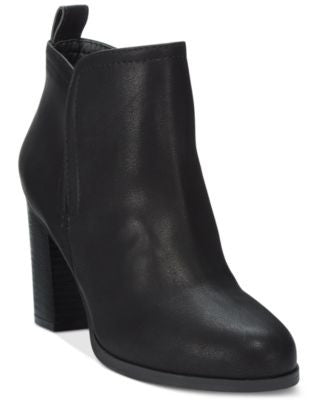 American Rag Seleste Block-Heel Booties, Only at Vogily