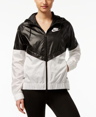 Nike Colorblocked Windrunner Jacket
