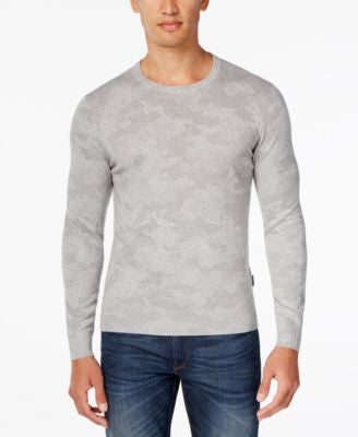Michael Kors Men's Men's Camouflage Sweater