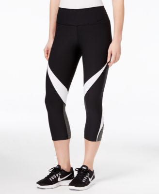 Nike Power Legend Dri-FIT Colorblocked Capri Leggings