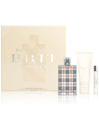 Burberry Brit for Women Eau de Parfum Day Gift Set