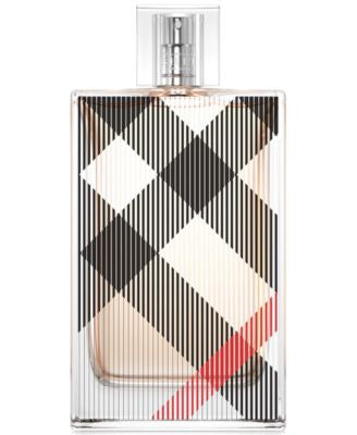 Burberry Brit Eau de Parfum Spray, 3.3 fl. oz.