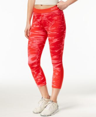 Nike Pro Cool Printed Capri Leggings