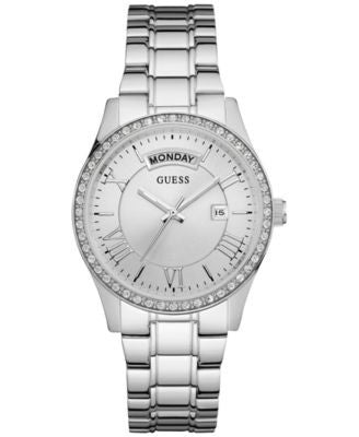 GUESS Women's Stainless Steel Bracelet Watch 37mm U0764L1