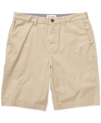 Billabong Men's Carter Flat-Front Shorts