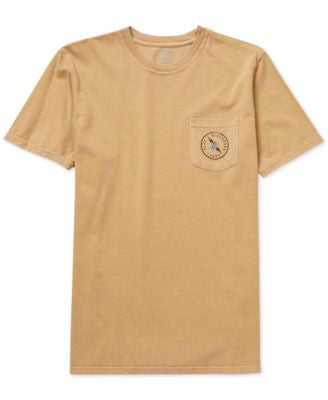 Billabong Men's Graphic-Print Pocket T-Shirt