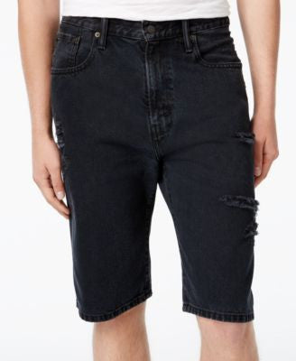 Levi's® Men's 569 Loose-Fit Black Dell Shorts