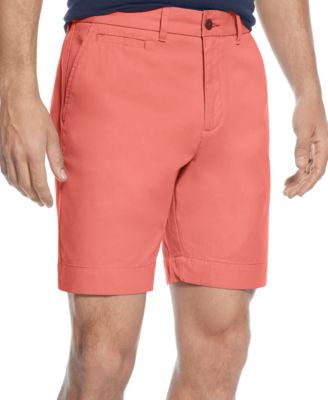 Tommy Hilfiger Custom-Fit Chino Shorts