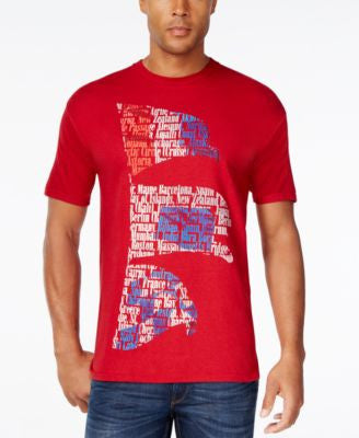 Club Room Men's Graphic-Print T-Shirt, Only at Vogily