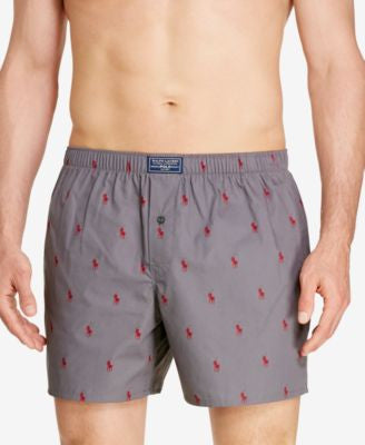 Polo Ralph Lauren Men's Classic Printed Boxers