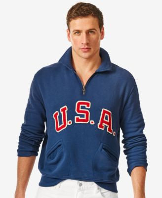 Polo Ralph Lauren Team USA Fleece Sweatshirt