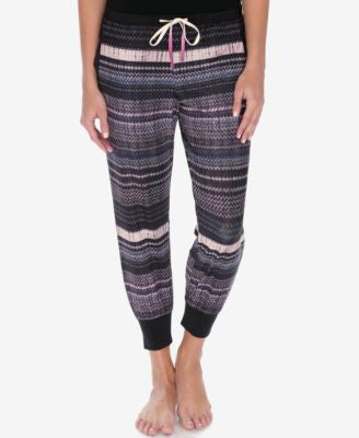 Lucky Brand Striped Jogger Pants