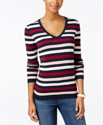 Tommy Hilfiger Ivy Striped Sweater