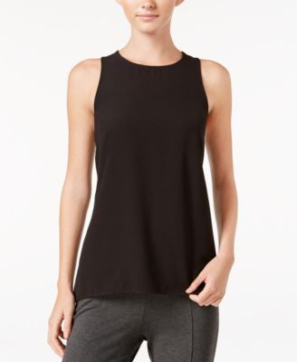 kensie Sleeveless Crepe Top