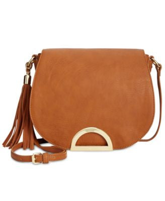 INC International Concepts Maraa Ring Saddle Bag, Only at Vogily