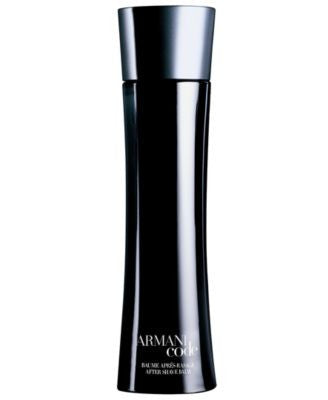 Armani Code After Shave Balm, 3.4 oz.