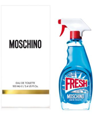 Moschino Fresh Couture Eau de Toilette Spray, 3.4 oz