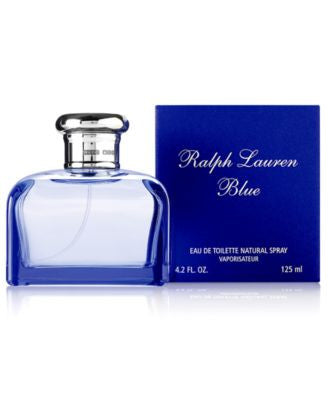 Ralph Lauren Blue Eau de Toilette Spray, 4.2 fl. oz.