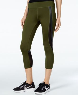 Jessica Simpson The Warm Up Juniors' Cropped Leggings, Only at Vogily