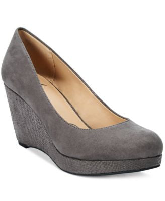 American Rag Kenna Platform Wedge Pumps, Only at Vogily