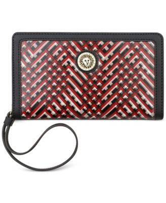 Anne Klein New Recruits Wristlet