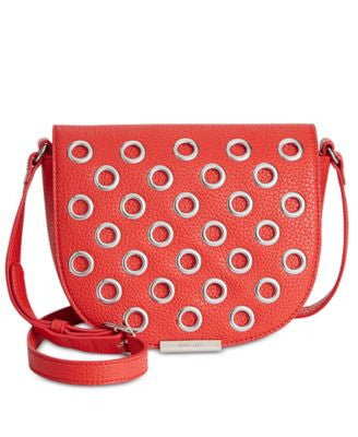 Nine West Dima Grommet Saddle Crossbody